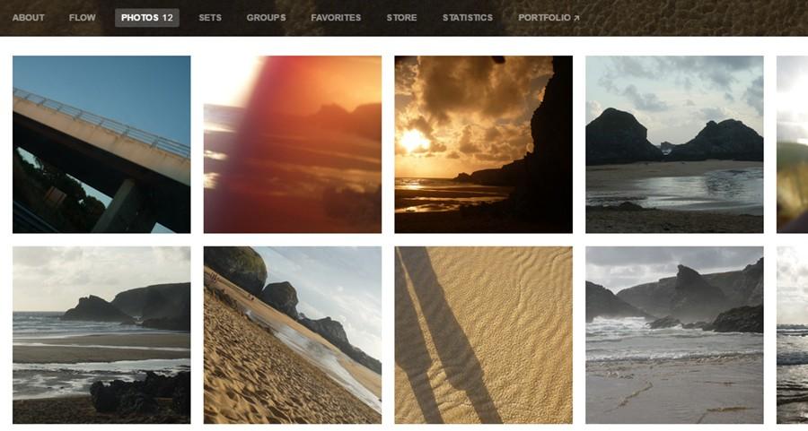 Partage de photos